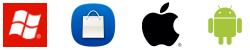 mBenzín mobilní platformy