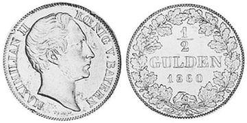 1/2 Gulden