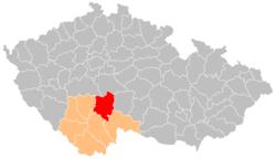 Okres Tábor