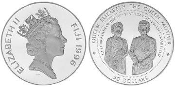 50 Dolarů 1996