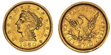 2-1/2 Dollars