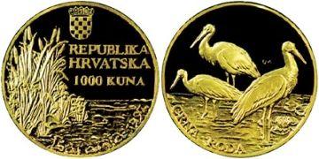 1000 Kuna