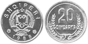 20 Qindarka