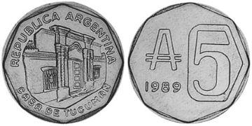 5 Australes