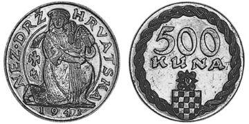 500 Kuna