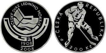 200 Korun 2008