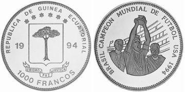1000 Francos