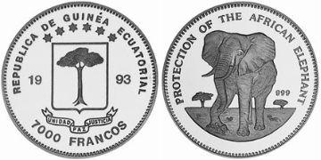 7000 Francos
