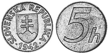 5 Halierov