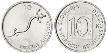 10 Stotinov