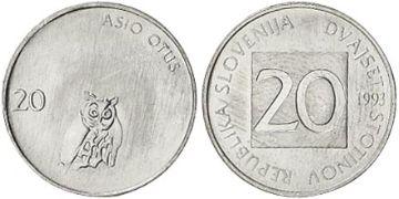 20 Stotinov