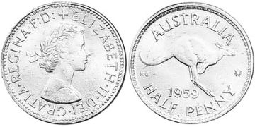 1/2 Pence