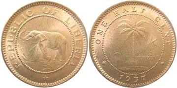 1/2 Cent
