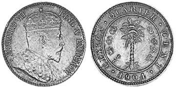 1/4 Cent