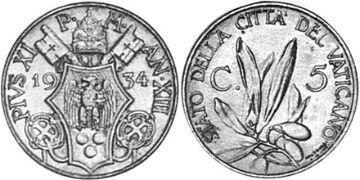5 Centesimi