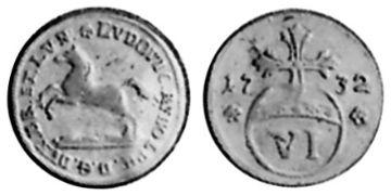 6 Feniků 1731-1735