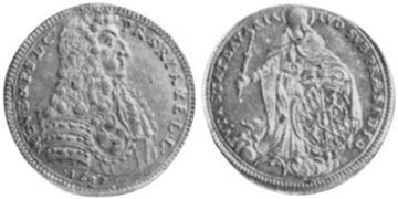Dukát 1687-1697