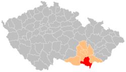 Okres Břeclav