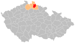 Okres Jablonec nad Nisou