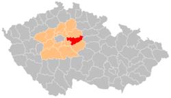 Okres Kolín