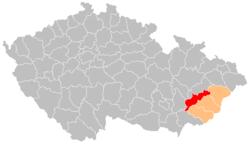 Okres Kroměříž