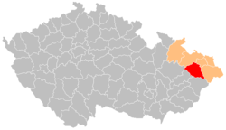 Okres Nový Jičín