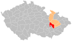 Okres Prostějov