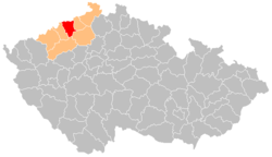 Okres Teplice