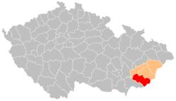 Okres Uherské Hradiště