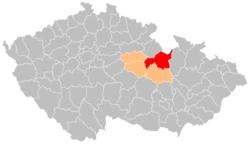 Okres Ústí nad Orlicí