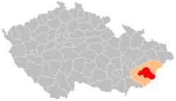 Okres Zlín