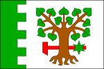 Vlajka Bohdašín