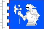 Vlajka Březno