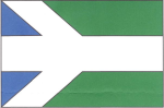 Vlajka Brno-Kohoutovice