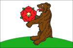 Vlajka Horní Planá