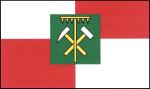 Vlajka Horní Slavkov