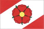 Vlajka Horní Stropnice