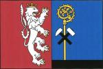 Vlajka Hrob