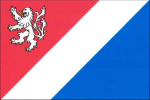 Vlajka Kostelec nad Labem