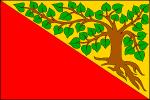 Vlajka Krásná Lípa
