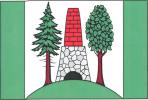 Vlajka Lažánky