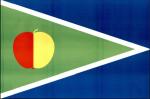 Vlajka Lhenice