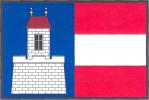 Vlajka Mladá Vožice