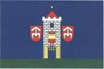 Vlajka Moravský Krumlov