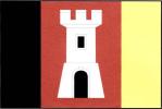 Vlajka Orlík nad Vltavou