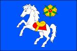 Vlajka Ostrava