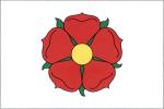 Vlajka Rožmberk nad Vltavou