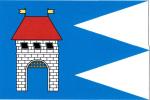 Vlajka Škvorec