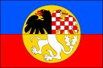 Vlajka Slavkov u Brna