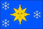 Vlajka Sněžné